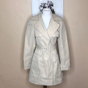 NWT Guess by Marciano khaki trench coat